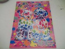 Lisa Frank Paint With Water Coloring Book