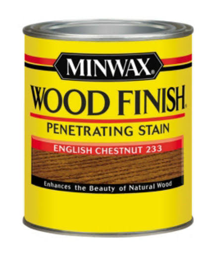 Minwax Wood Finish - 233 English Chestnut