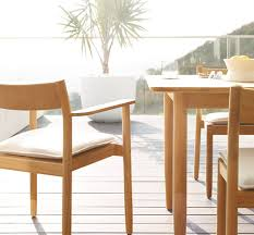 Caring for Outdoor Teak Furniture