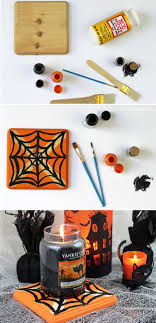Simple Do It Yourself Projects And Other Creative Ideas To Get Your Home Ready For Halloween