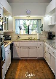 Before Amp After Carolyn S Quot Yucky 1980s Kitchen Hooked Within Beautiful Design Colonial