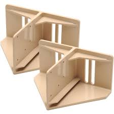 Heavy Duty Bed Risers by Universal Bed Risers In Bed Risers