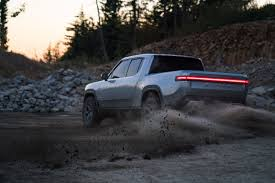 100 Small Pickup Trucks For Sale The Allelectric Rivian R1T Is A Dream Truck For Adventurers