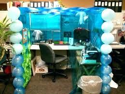 Creative fice Birthday Party Ideas Best Desk Decorations Boss