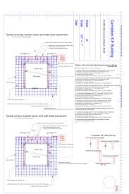 Ceiling Joist Span Tables by House Blueprints