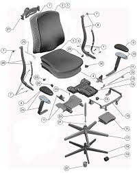 Fosner High Back Chair by Realspace Office Furniture Replacement Parts Incredible