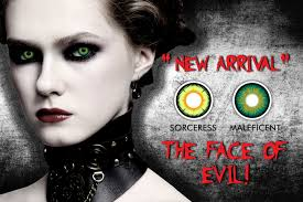 Rx Halloween Contacts by Colored Contacts Non Prescription Colored Contacts Eye Stylez