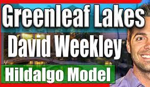 David Weekley Homes Floor Plans Nocatee by David Weekley Greenleaf Lakes Nocatee Hidalgo Model Youtube