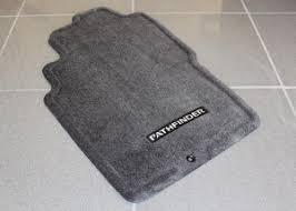 nissan pathfinder carpeted floor mats 2001 2002 999e2 xn000ch