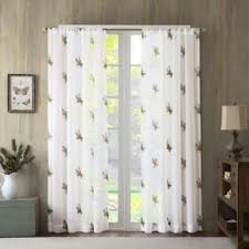 Sheer Curtain Panels 108 Inches by Buy Outdoor Curtains Panels From Bed Bath U0026 Beyond