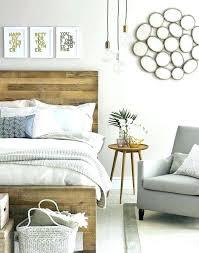 chambre nordique style deco chambre deco chambre nordique lit bois gris chambre