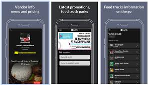 100 Food Truck Apps Tracker Track Your Favourite