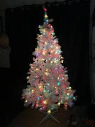 Walmart White Christmas Trees Pre Lit by Holiday Time Pre Lit 6 5 U0027 Madison Pine White Artificial Christmas