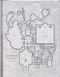 Dungeons And Dragons Tile Mapper by Dwarven Ruins Floor 3 Fantasy Rpg Maps Pinterest Rpg