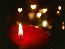 bougies lumiere