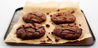 recette de cuisine cookies cookies croustillants facile et pas cher recette sur cuisine actuelle