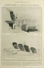 Rms Lusitania Model Sinking by Lusitania First World War Hidden History