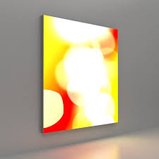 wall mounted lightbox tension fabric light boxes gh display