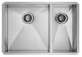 33x22 Stainless Steel Sink by 29 Inch Undermount 70 30 Double Bowl 16 Gauge Stainless Steel