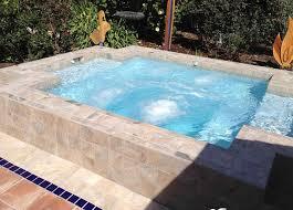 pool tiles garden design