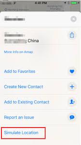 tutorial How to Set Virtual Location on Unjailbroken iPhone