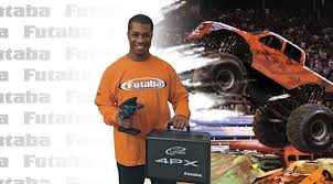100 Monster Truck Driver Bari Musawwir Is Now A Member Of Team Futaba