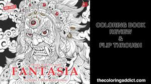Book Review Fantasia By Nicholas Chandrawienata