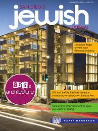 100 Jonathan Segal San Diego Jewish Journal December 2015 By Jewish Journal