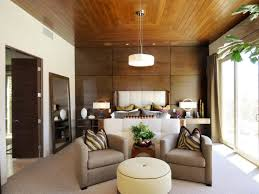 Lighting For Sloped Ceilings by Sloped Ceilings In Bedrooms Pictures Options Tips U0026 Ideas Hgtv