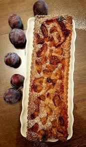 tarte aux prunes d après eric kayser papilles à l affût