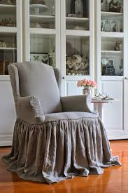 Wingback Chair Slipcover Linen by 1065 Best Slipcovers I Have Made Slipcoverchic Or Ones I Need To