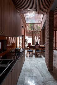 100 Brick Walls In Homes HP Architects Wraps Perforated Brick Walls Around Cave House