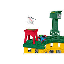 Thomas And Friends Tidmouth Sheds Trackmaster by Thomas U0026 Friends Super Station Walmart Com