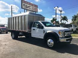 100 4x4 Dump Truck For Sale 2017 Used D F550 4X4 67L DIESEL 14FT CHIPPER DUMP