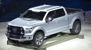 100 Ford Atlas Truck The Concept Is The 2015 F150