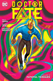 Graphic Novel DOCTOR FATE VOL