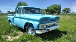 1960 Gmc 1 / 2 Ton Step Side Pickup 1960 Gmc Pickup Truck Hot Rod Network For Sale Classiccarscom Cc1129650 Madison County Ny B7008 Dump Truck No 40_2 Flickr 6066 Hood And Grille Combos The 1947 Present Chevrolet 4000 Grain Item 6976 Sold June 29 Midwes Happy 100th To Gmcs Ctennial Trend Loveturbo 53l Ls In A Hrpt18 Ck Wikipedia 1000 Streetside Classics Nations Trusted Classic Pick Up Youtube Custom Trucks Gmc Paint Job
