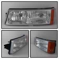chevy silverado 03 05 halo projector headlights black