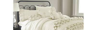 Lush Decor Belle 4 Piece Comforter Set by Amazon Com Anastacia Pearl 8 Piece Comforter Set Queen Pearl