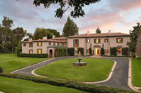 100 Holmby Hills La In Prized Owlwood Estate Is Back On The Market