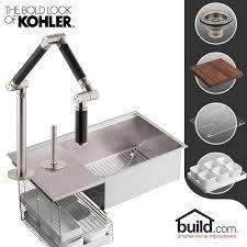 faucet com k 3760 k 6227 c11 cp in polished chrome faucet by kohler