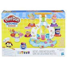 Play Doh Kitchen Creations Swirl n Scoop Ice Cream NEW