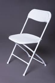plastic folding chairs white plastic folding chair slanted back