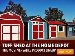 Home Depot Storage Sheds Metal by Tuff Shed More Than Just Sheds