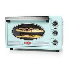 Nostalgia Retro Series 6 Slice Convection Toaster Oven