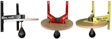 Everlast Heavy Bag Ceiling Mount by Balazs Boxing Online Gear Speed Bag Platforms