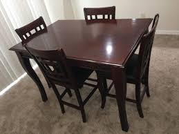 100 Cherry Table And 4 Chairs Solid Wood Dining Table ChairsPrice Reduction Talk Of The