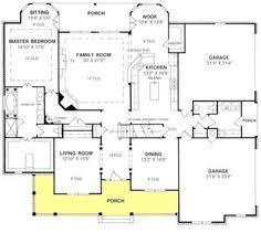 Also Love The Kitchen Front Room Combo And Layout Maybe Change Dining Into Mushroom Laundry Or Study