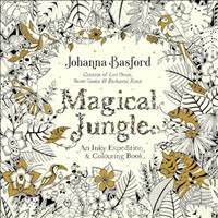 Magical Jungle An Inky Expedition Colouring Book