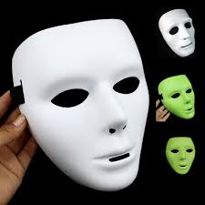The Purge Halloween Mask by Aliexpress Com Buy Party Mask White Hip Hop Mask Halloween Scary